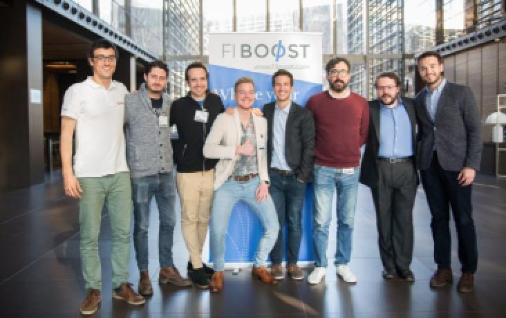 Inversores cualificados en innovación conocen a los cinco finalistas de FI Boost en el Demo Day