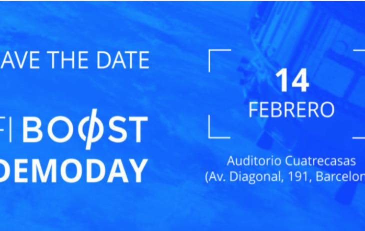FI Boost culmina su I edición con un Demo Day de proyectos